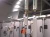 Pellitystä IV -konehuoneessa.
